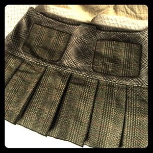 Plaid skirt by Juicy Couture